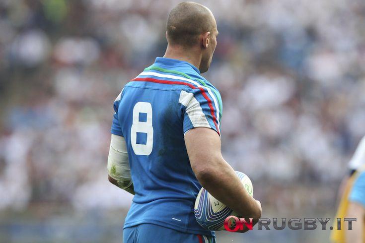 sergio parisse- Test di novembre e Mondiale, capitano mio capitano. Già, ma chi? » On Rugby