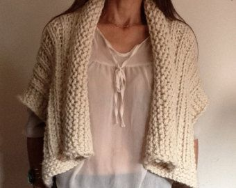 Instructions to make: the Crochet Brioche Sweater por karenclements