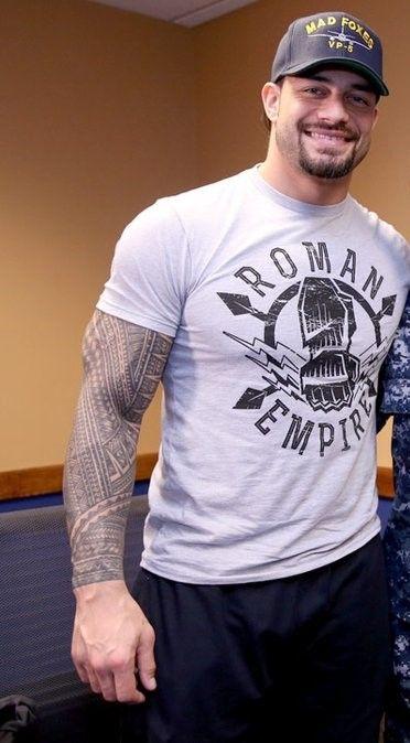 Joe Anoa'i aka Roman Reigns