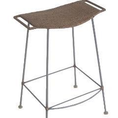 Portsea Bar Stool #barstool #furniture #canetop #metalbase #homeinteriors #interiordesign #home