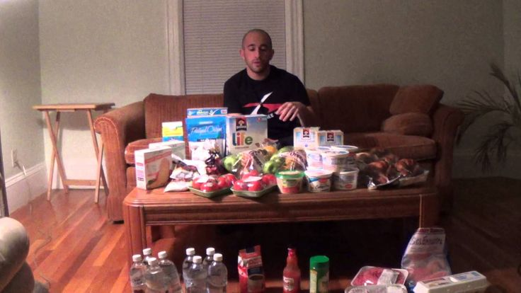 The Powerlifting Diet | What a Pro Powerlifter Eats