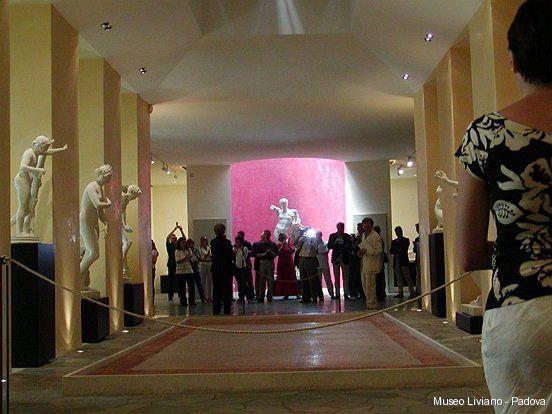 Museo del Liviano -  progetto di Giò Ponti -Padova