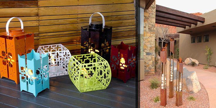 Flambeaux décoratifs Nouvelle Caledonie | Jardispa