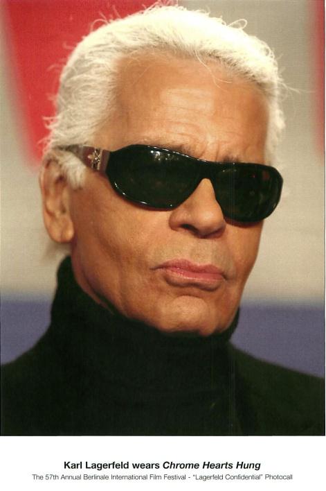 Chrome hearts sunglasses celebrity wear