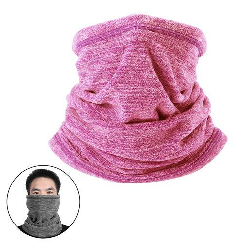 f25005c5c Winter Sports Fleece Thermal Neck Warmer Gaiter Face Mask Snood Hat ...
