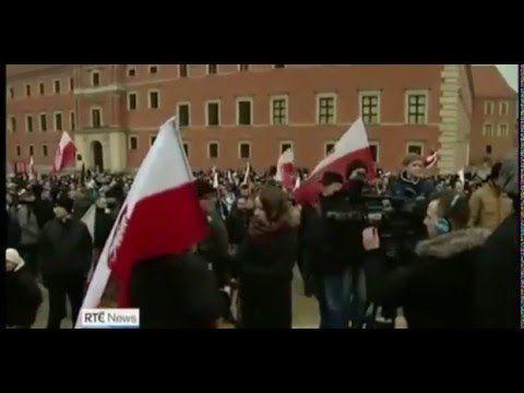 160210 Anti Pegida Riot in Dublin - YouTube