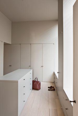 house in Antwerp, Belgium | Project: Vincent van Duysen