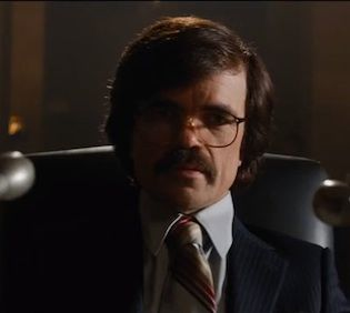 """""""Game of Thrones'"""" Peter Dinklage plays villain Bolivar Trask in the """"X-Men: Days of Future Past"""" trailer."""