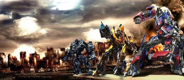 """Novo cartaz do filme """"Transformers 4: A Era da Extinção"""" http://cinemabh.com/imagens/novo-cartaz-do-filme-transformers-4-a-era-da-extincao"""