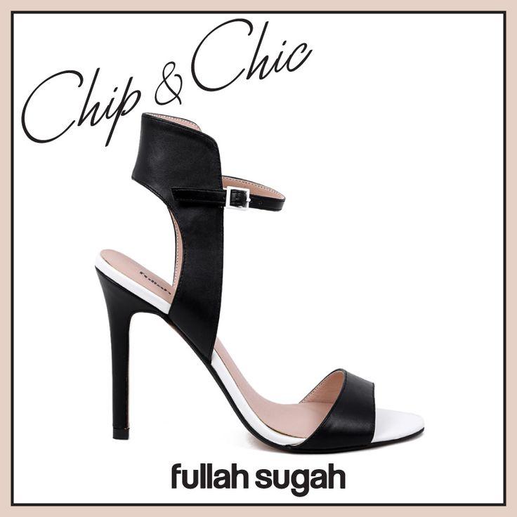 Chip & Chic  Hot summer look με Fullah Sugah πέδιλα!  #sales #fashion #shoes #trends #style #fullah_sugah