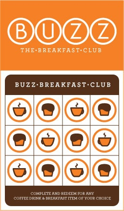Breakfast Club Card