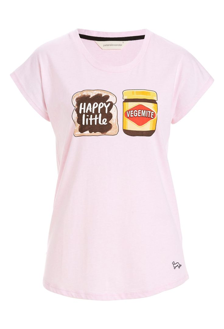 Happy Little Vegemite Tee   Peter Alexander