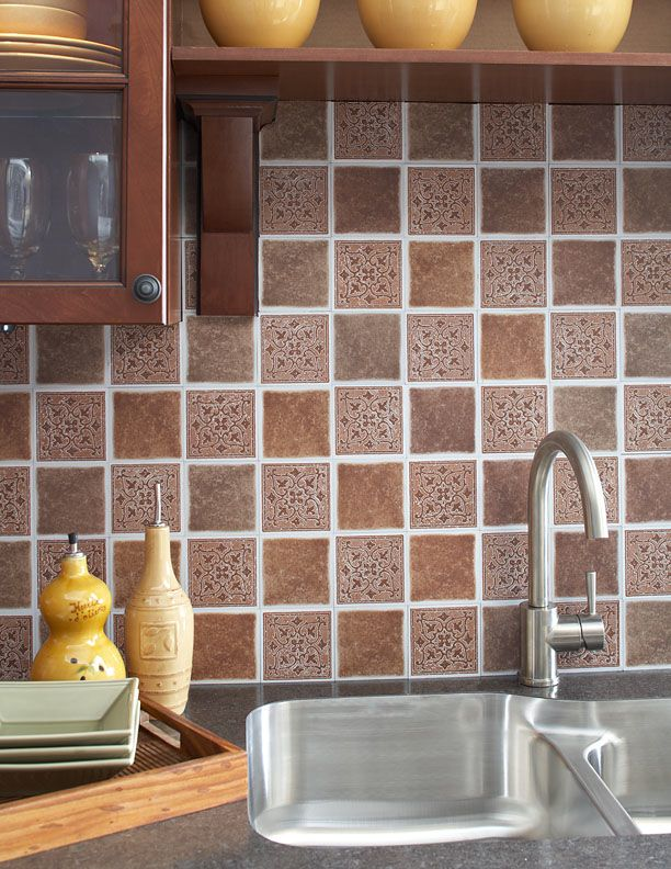peel and stick backsplash who knew for the home pinterest