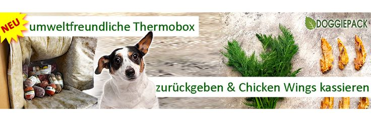 Schluß mit Styropor! Umweltfreundliche Versandboxen für Frostfutter