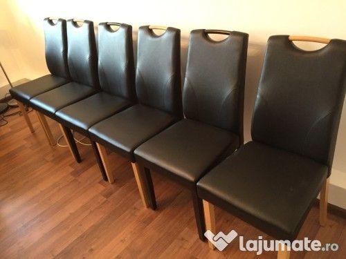 6 scaune bucătărie / sufragerie