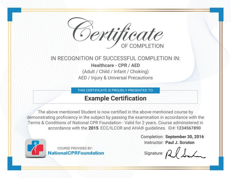CPR Certification Online CPR Training Class 16.95, First