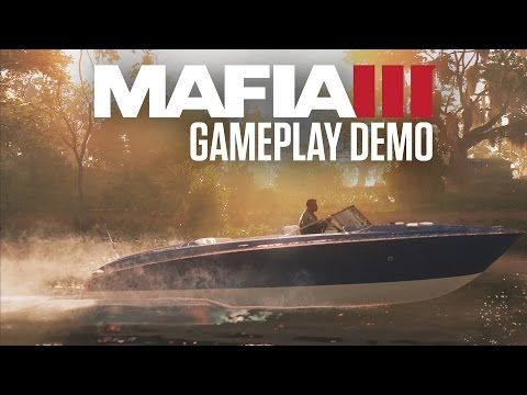 New MAFIA 3 Trailers Feature Stealthing, Shooting and Money Making   The Entertainment Factor
