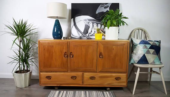 Hey, I found this really awesome Etsy listing at https://www.etsy.com/uk/listing/511502806/ercol-sideboard-retro-vintage-50s-60s