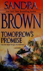Cover of: Tomorrow's promise by Sandra Brown