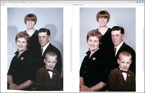 Memory Manager 4.0 turns worn photos into wow photos! Check out HOW. www.mycmsite.com/traciemooney