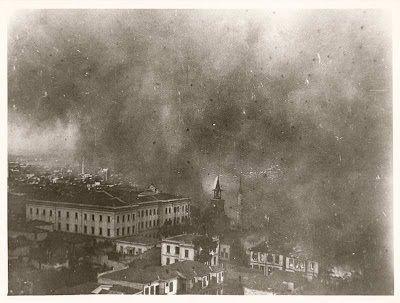 Thessaloniki on fire-1917
