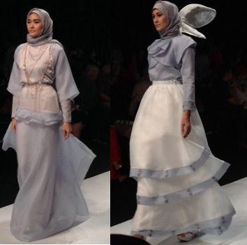 Jakarta Fashion Week 2015. Zaskia Sungkar 'Star and Crescent'