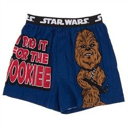 star wars geek boxers for men