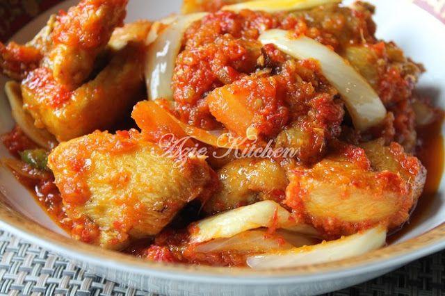 Ayam Masak Berlada Yang Serius Sedap Meat Dishes Malay Food Chicken Recipes