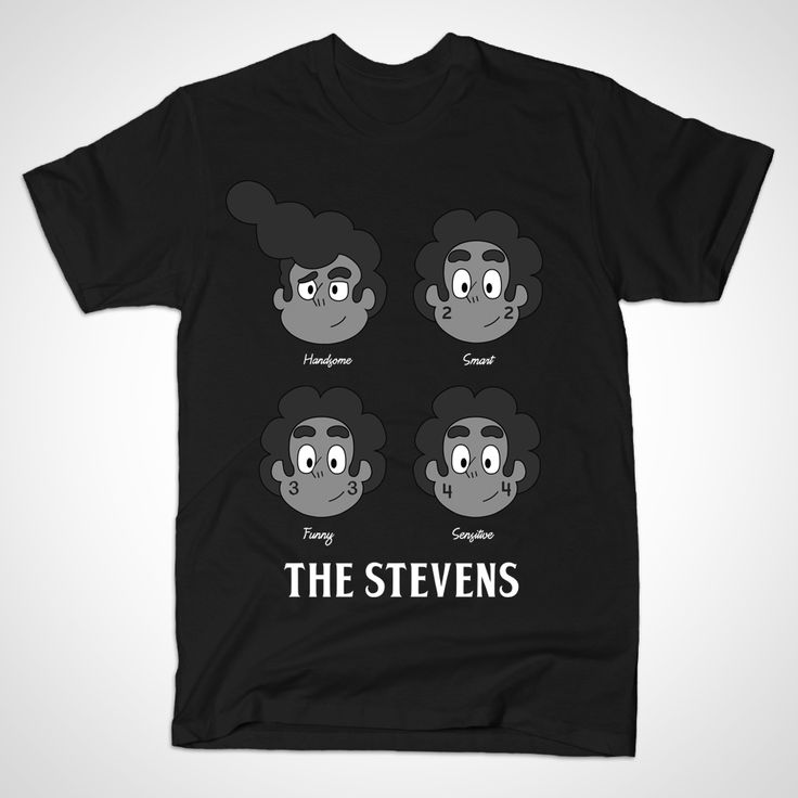 A Beatles inspired design that is from the Steven and the Stevens episode of Steven Universe.