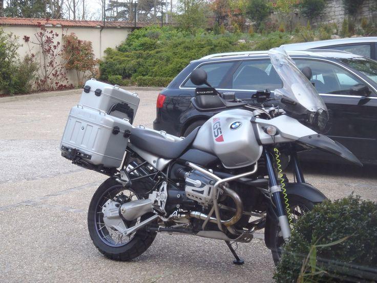 BMW R1150GS Adventure - France 1