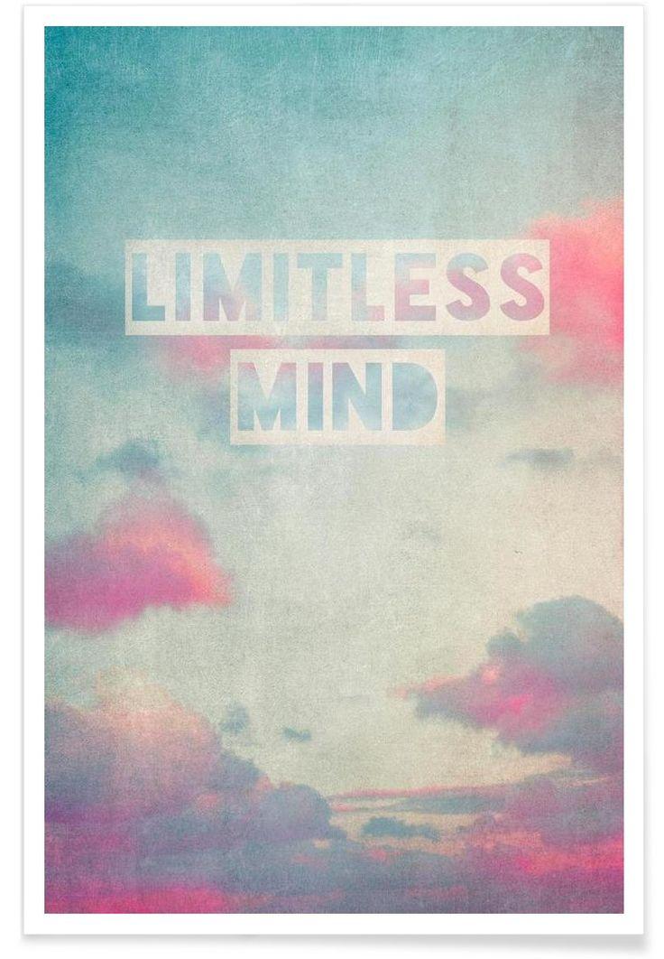 limitless mind VON Ingrid Beddoes now on JUNIQE!