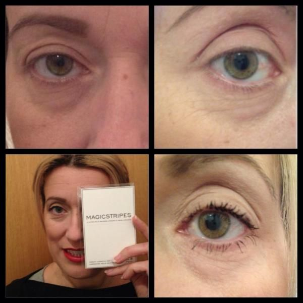test prodotto MagicStripes lifting palpebra cadente senza chirurgia, rimedi #palpebracadente   #beautyover40 #makeuptip
