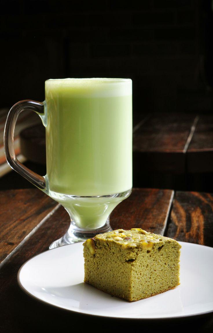 Green Tea Brownie Nutrisegar healthy snacks, Jakarta, Cemilan sehat, makanan sehat