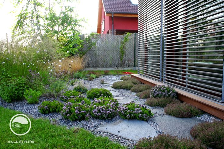 #landscape #architecture #garden #rockery #lawn