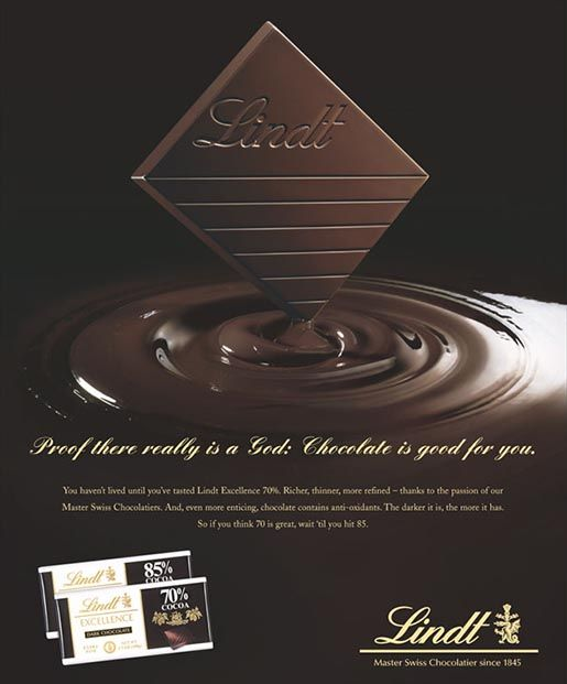 Lindt Chocolate Provides Proof for God | The Inspiration Room