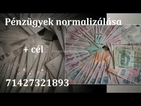Grabovoj számsorok - Anyagi segítség