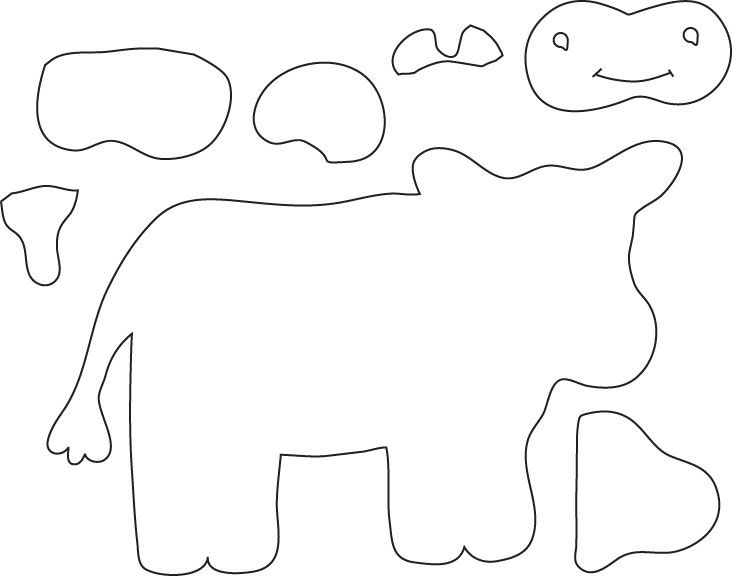 cut-out-cow