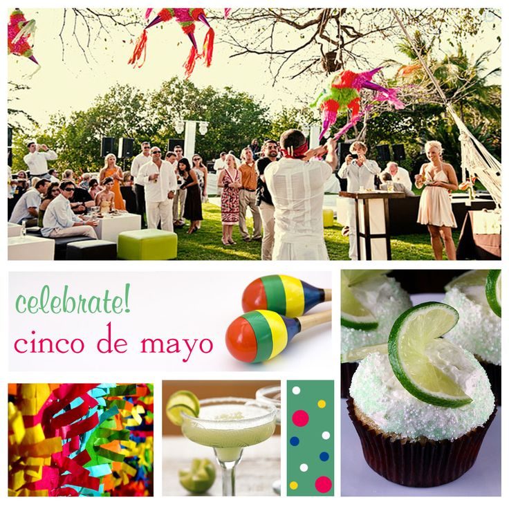 Cinco de mayo recipes for your sizzling fiesta cinco for 5 de mayo party decoration