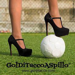 Il calcio veste tacco 12
