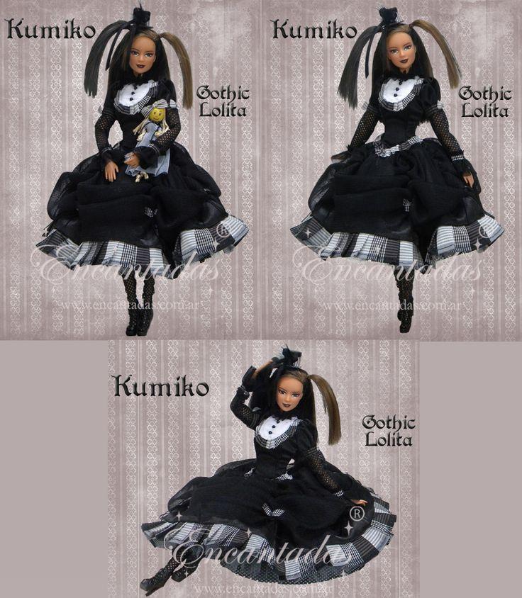 KUMIKO - Gothic Lolita Costume by Encantadas.deviantart.com