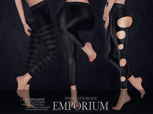 EMPORIUM - Black Pants (Phat Azz) | Flickr - Photo Sharing!