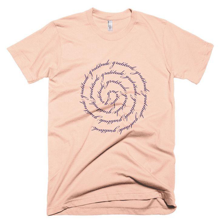 Gratitude Symbol Tee Gratitude Symbol Tee  You'll love us. We're #positive .  www.liftedapparlandmore.com #tshirt #gratitude ➤