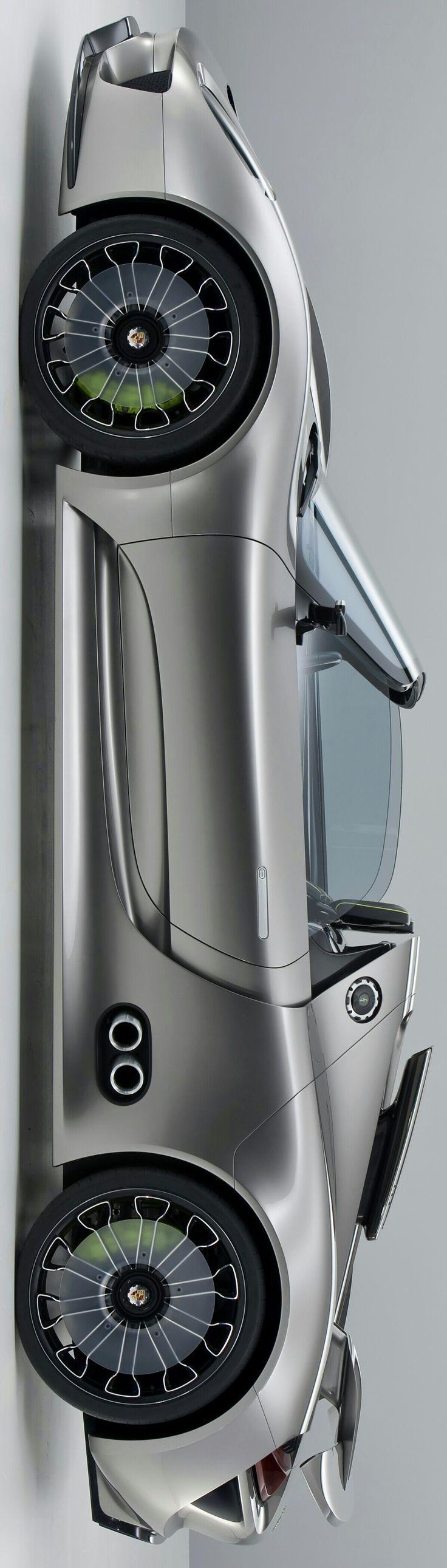 Porsche 918 Spyder Hybrid by Levon