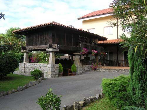 Restaurante-Sidrería del Hotel Entreviñes