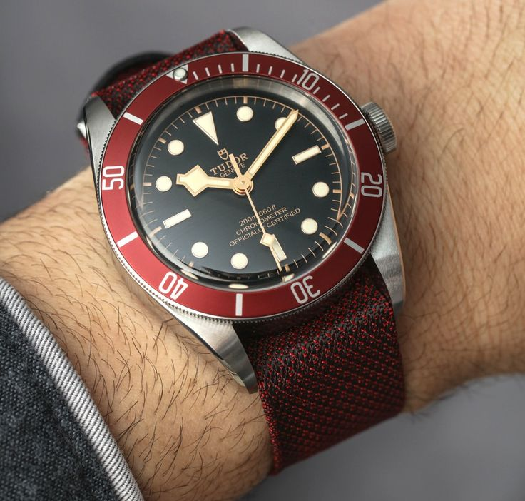 """Tudor Heritage Black Bay Watch With In-House Movement Hands-On - by Zach Pina - Head to: aBlogtoWatch.com """"It might be the year of the Monkey, but it might as well be the year of the Tudor Black Bay. Sure, we're only five months on the heels of the introduction of the Black Bay Black, but with three fresh updates..."""""""