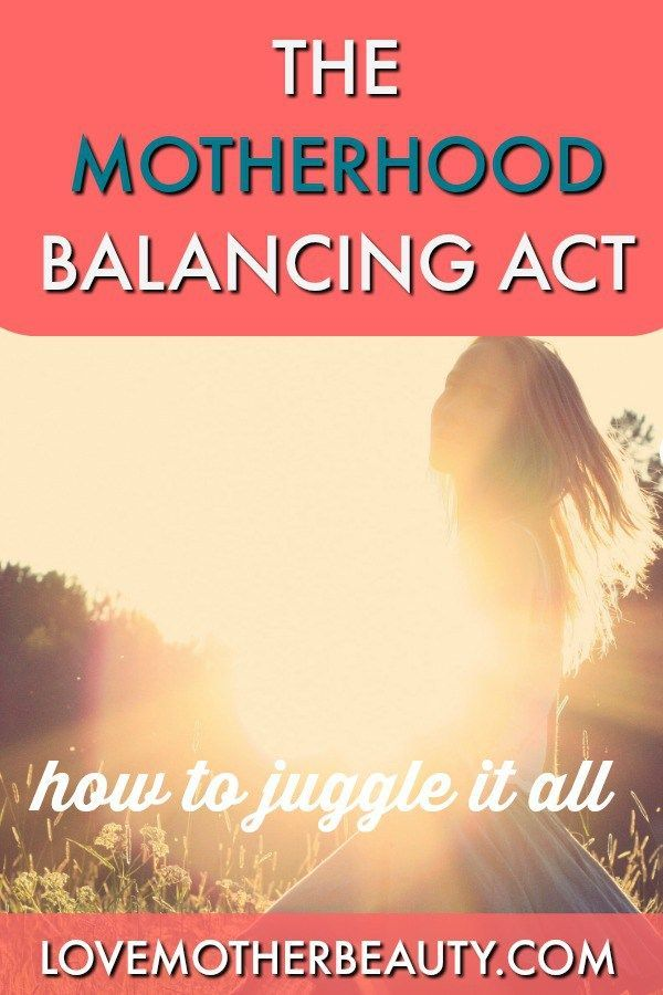 How do you balance motherhood?  We have so many responsibilities pulling us all in different directions 3 tips to help you balance it all