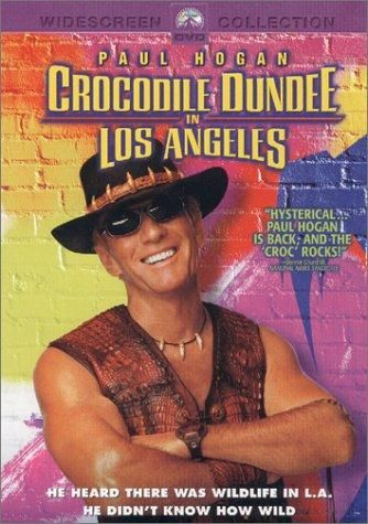 Crocodile Dundee in Los Angeles (2001) Directed by Simon Wincer.  With Paul Hogan, Linda Kozlowski, Jere Burns, Jonathan Banks. Mick Dundee travels to the city of smog and stars with his young son in tow.
