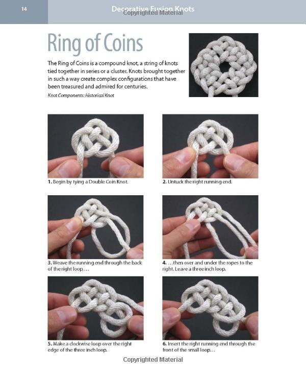 ring of coins knot 1