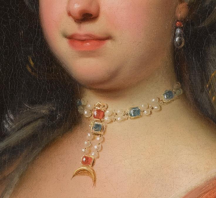 JOSEPH HIGHMORE  BRITISH  1692 - 1780  LADY MARY WORTLEY MONTAGU