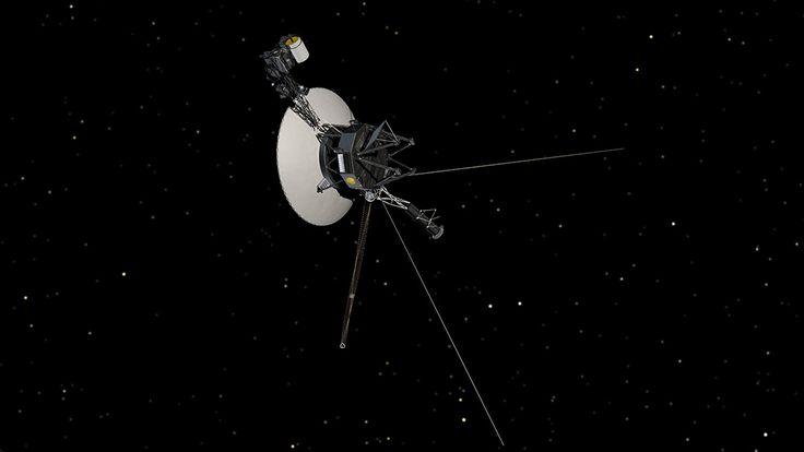 Voyager 1 Helps Solve An Interstellar Medium Mystery